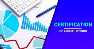 www.caindelhiindia.com; Annual return